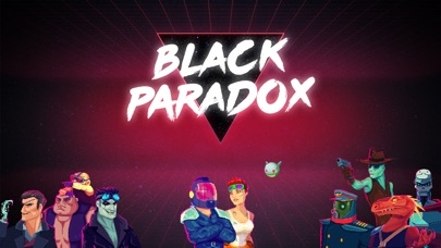 Screenshot for Black Paradox in Germany App Store