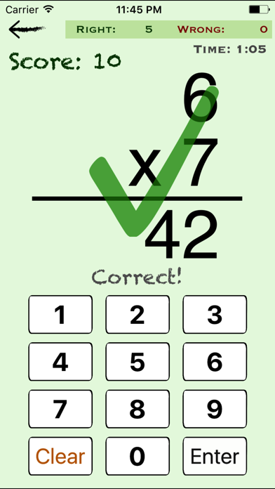 Download Mental Math Cards Challenge for Pc