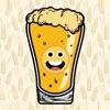 Happy Hour : Beer Glass