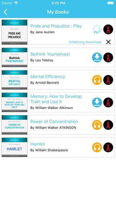 AudioBooks: Best of AudioBooks screenshot four