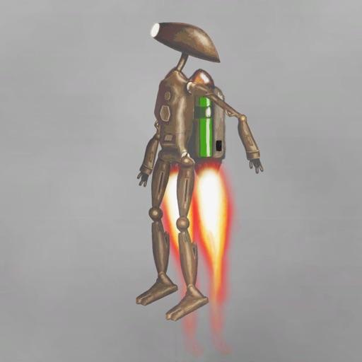 Jet Robot
