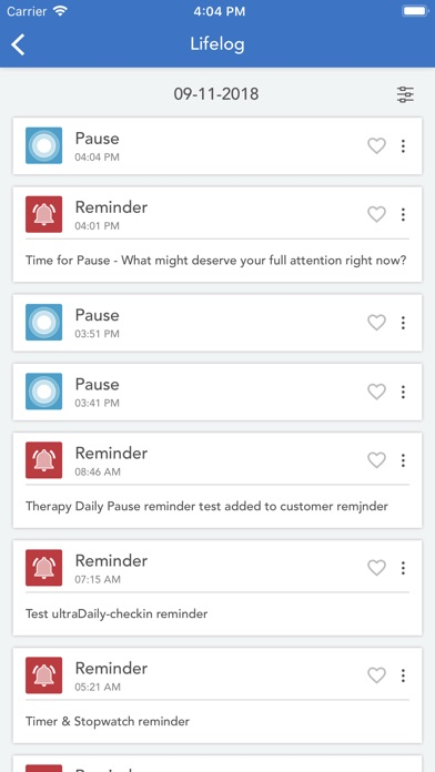 Screenshot #10 for Mindfulness Daily