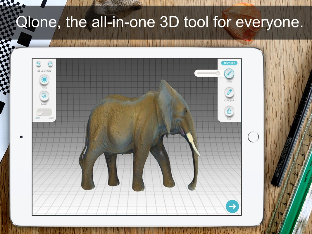 Qlone - 3D Scanning Solution - Tips for Android & iOS Game