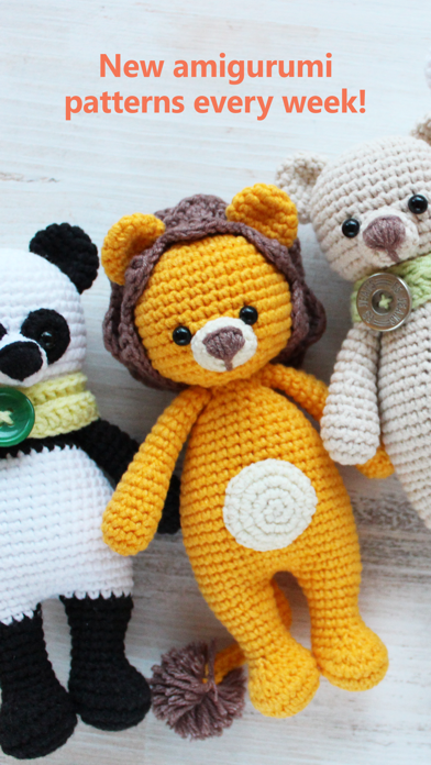 Free tiny crochet animal patterns | Crochet bear, Crochet animal ... | 696x392