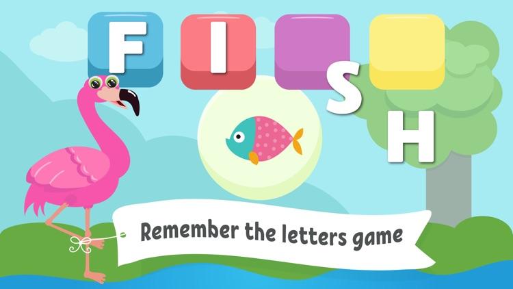 ABC Games - English for Kids screenshot-3