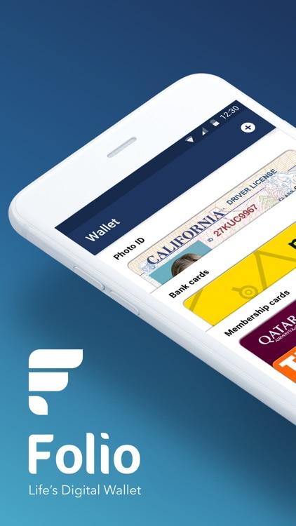 Folio - Life's Digital Wallet