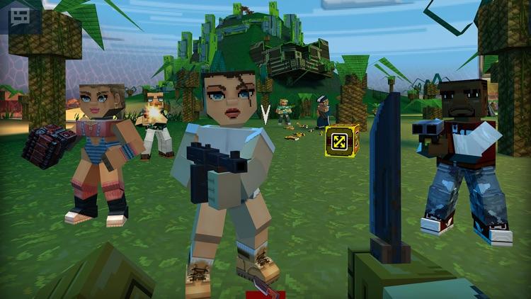 Pixelfield - Battle Royale FPS screenshot-0