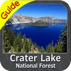 Crater Lake National Park - GPS Map Navigator icon