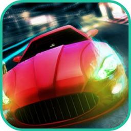City Car Drag Driving