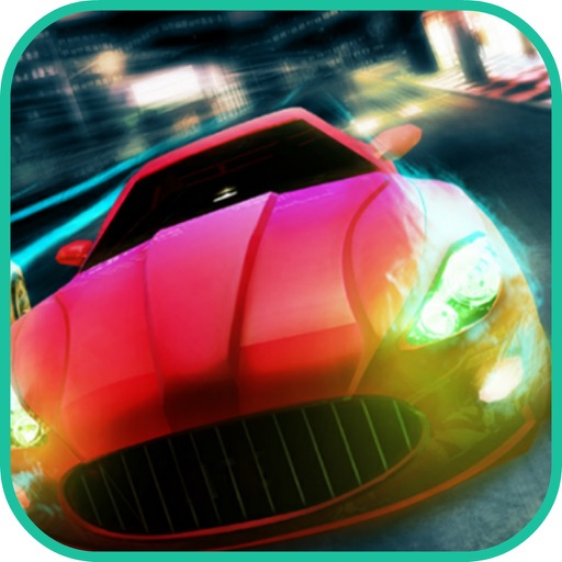 City Car Drag Driving iOS App