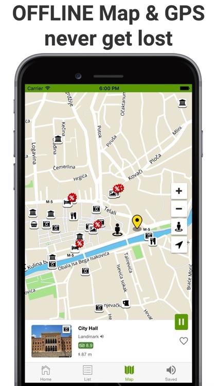 Guide2Sarajevo - Sarajevo Audio Travel Guide screenshot-3