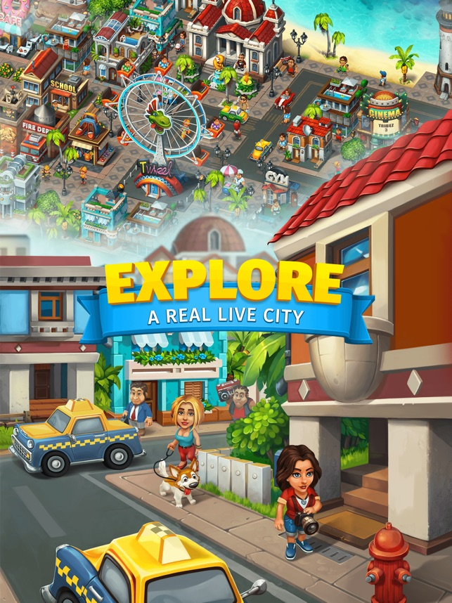 Trade Island Adventure Screenshot