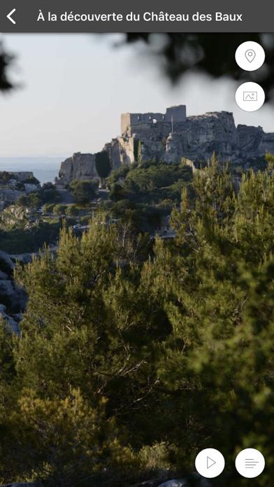 Screenshot #3 pour Château des Baux-de-Provence