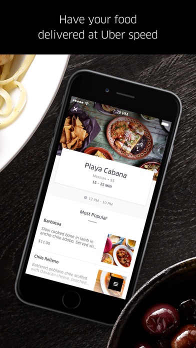 UberEATS: Food Delivery app image
