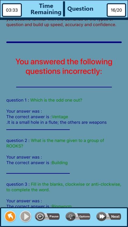 Test Your IQ Level screenshot-7