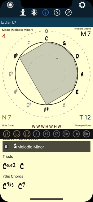 Tessitura Pro On The App Store