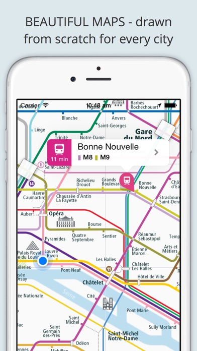 Download City Rail Map - Travel Offline for Pc