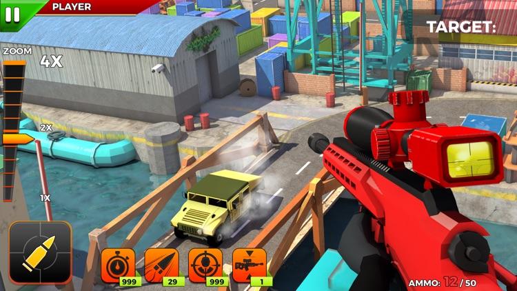 Stickman Battle Online Shooter screenshot-3