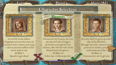 Reiner Knizia's Medici HD Screenshots