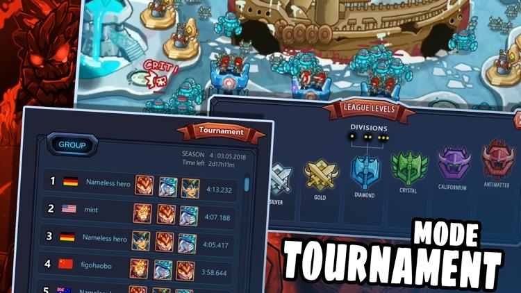 Kingdom Defense: Hero Legend screenshot-3