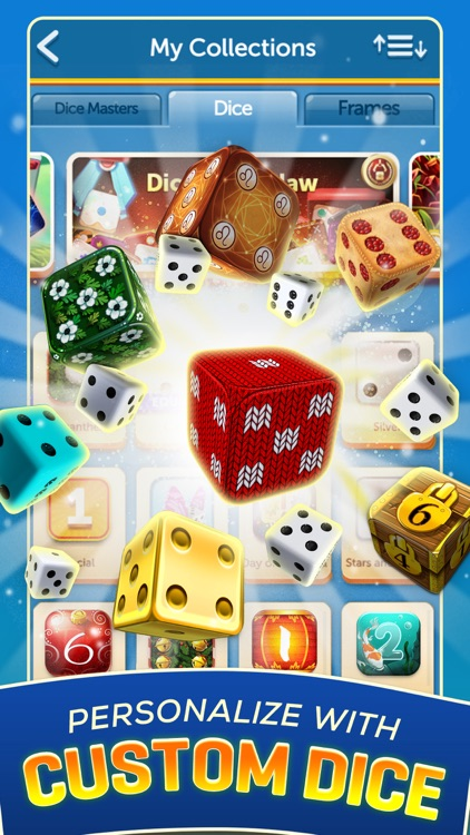 Dice With Buddies: Social Game screenshot-7