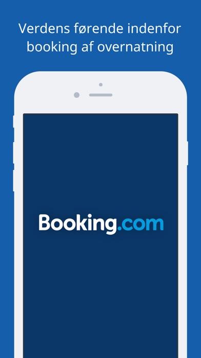 Screenshot for Rejsetilbud fra Booking.com in Denmark App Store