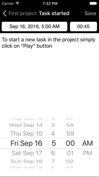Task Tracker Lite screenshot-4