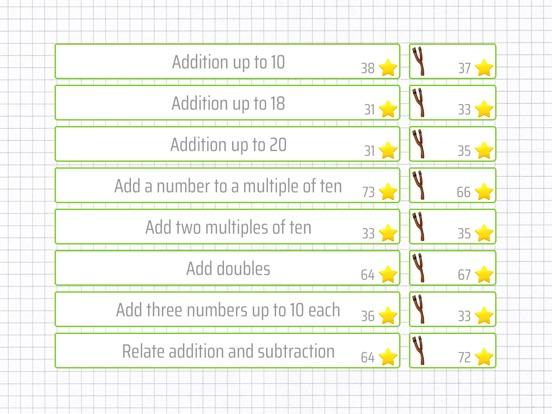 First grade Math - Addition screenshot 9