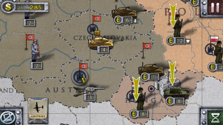 European War 2 screenshot-3