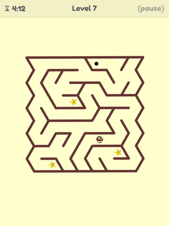 Скачать Maze-A-Maze +