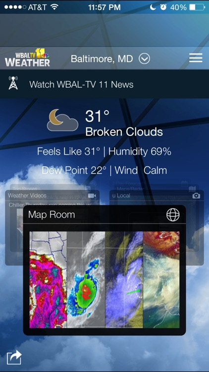 WBAL-TV 11 Weather