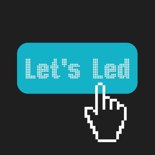 let's led - led banner app