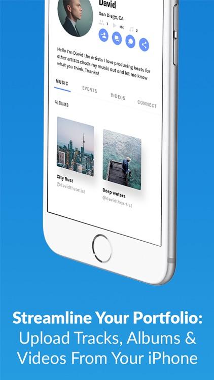 WaveStation-Discover New Music screenshot-3