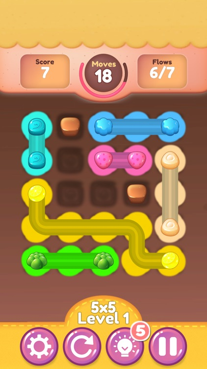 Candy Color Connect screenshot-7