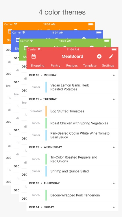 MealBoard screenshot-8