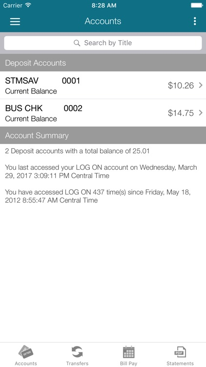 CNB Mobile Banking screenshot-1
