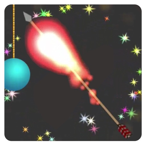 Download Fiery Arrow free for iPhone, iPod and iPad