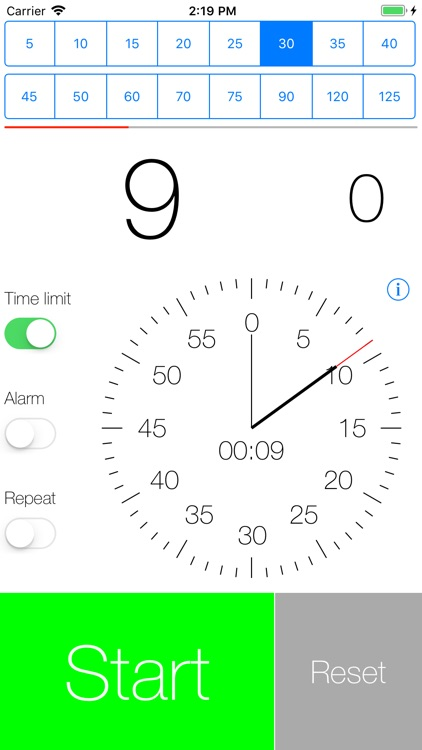 PsyTimer Stopwatch 2 screenshot-3