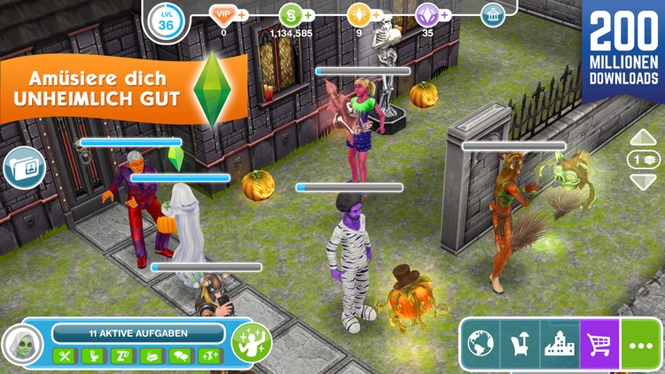 Die Sims™  FreePlay screenshot-0