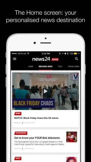 News24 Edge on the App Store