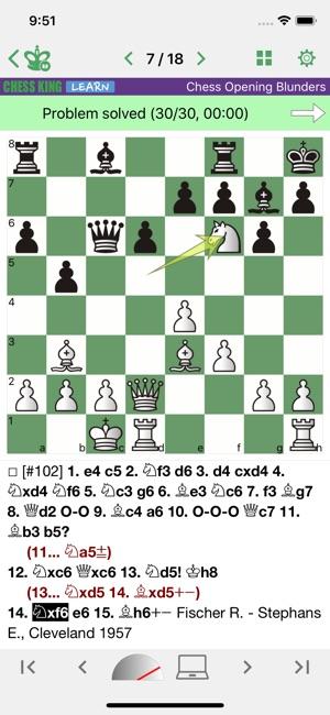 Chess Training