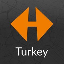 NAVIGON Turkey Apple Watch App