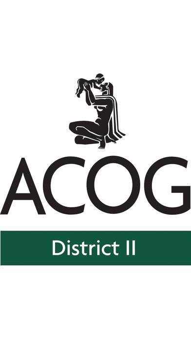 点击获取ACOG District II Meetings