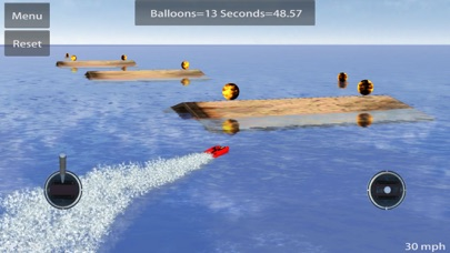 Screenshot from Absolute RC Boat Sim