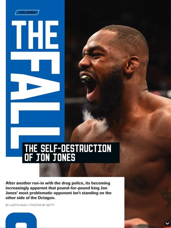 Fight Live Magazine