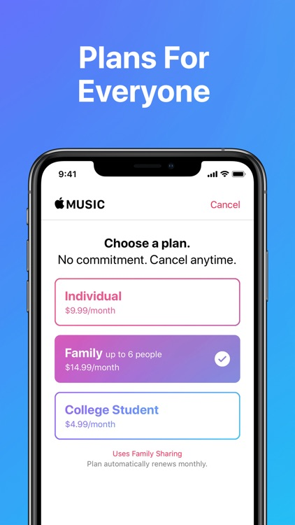 Apple Music screenshot-4