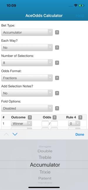 Betting calculator app iphone pat mcintyre ladbrokes betting
