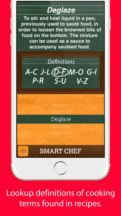 Smart Chef - Cooking Helper screenshot-3