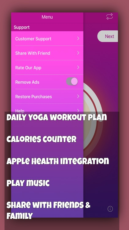 15 minute yoga workout plan screenshot-2