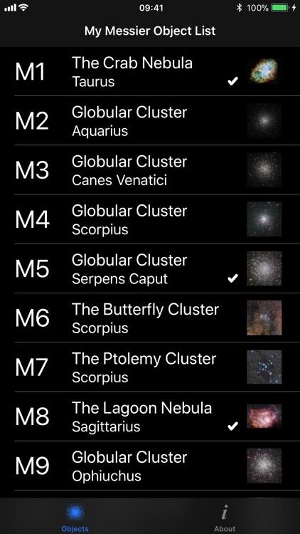 My Messier